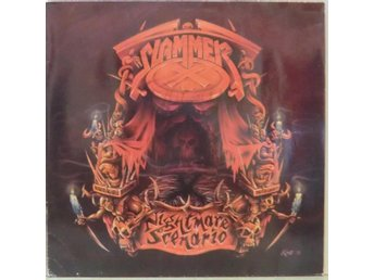 Slammer-Nightmare scenario / LP (Heavy Metal Records)