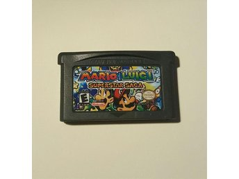 Mario & Luigi Superstar Saga till Gameboy Advance
