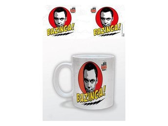 Big Bang Theory Mugg Bazinga