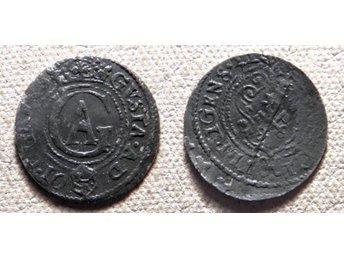 Gustav II Adolf • Riga Solidus 1622 • XR - Bromma - Gustav II Adolf • Riga Solidus 1622 • XR - Bromma