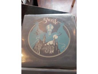 LP Ghost - Opus Eponymous  PIcture disc