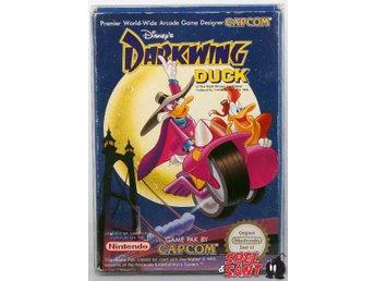 Darkwing Duck (inkl. Skyddsbox & Bergsala) - Norrtälje - Produktbilderna på detta äldre spel är tagna på den faktiska produkten och vad som ingår till just denna produkt. Alla produkter är av skandinavisk eller europeisk version, om inget annat anges. För detaljerad information om eventuella - Norrtälje