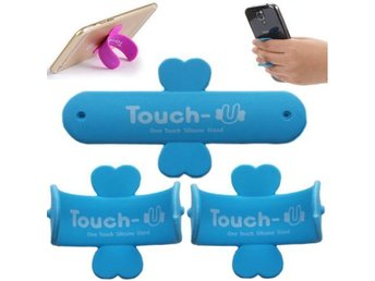 MINI Touch U Universal Stand Holder For Phone (Blue)