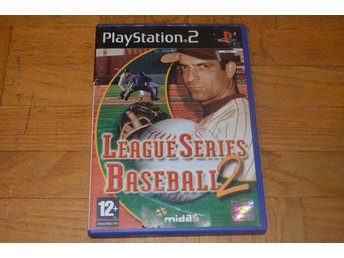 League Series Baseball 2 - Playstation 2 PS2 - Töre - League Series Baseball 2 - Playstation 2 PS2 - Töre