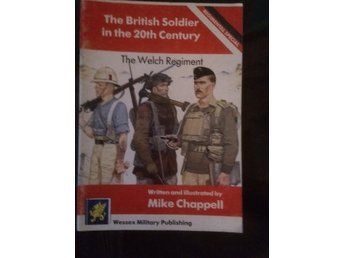 "Militariatidning ""Regimental Special - The Welch Regiment"""