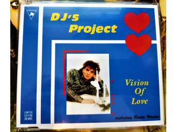 DJ'S PROJECT - VISION OF LOVE ,MIKE MAREEN , LIMITED , ITALO DISCO