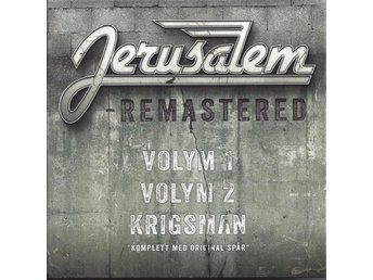 Jerusalem: Remastered 1978-81 (Digi) (3 CD)