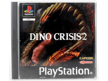 Dino Crisis 2 - PS1 - PAL (EU)