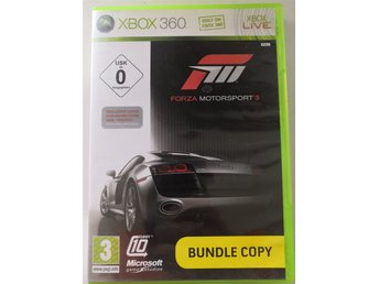 Forza Motorsport 3 Bundle copy