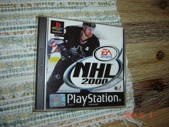 NHL 2000 Playstation 1 spel