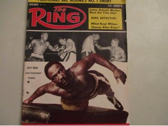 Boxning The Ring magazine November 1960