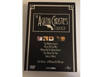 Agatha Christie´s Collection (6-Disc)