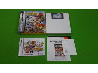 Summon Night Swordcraft Story KOMPLETT Nintendo GBA