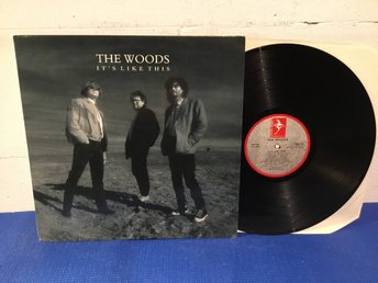 The Woods - It?s Like This UK Orig-87 TOPPEX !!!!!