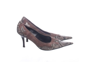 Wildflower, Pumps, Strl: 41, Brun/Beige/Svart