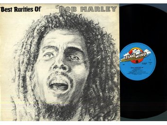 BOB MARLEY - BEST RARITIES OF - TIME WIND B/50037