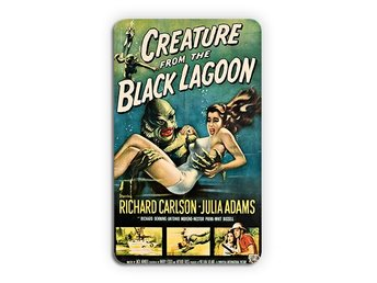 Creature From The Black Lagoon 1954 Magnet Kylskåpsmagnet