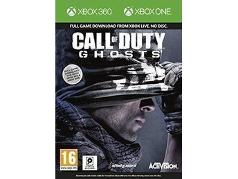 Call of Duty Ghosts XBOX ONE CD KEY (Digital kod)