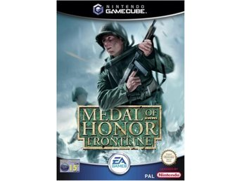 Medal of Honor - Frontline (Gamecube)