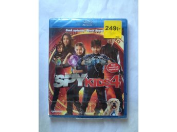 BluRay - Spy Kids 4 - Kallinge - BluRay - Spy Kids 4 - Kallinge