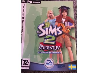 The SIMS 2 :  STUDENTLIV