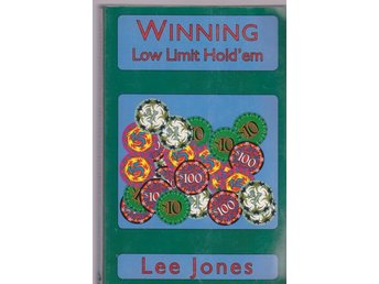 Lee Jones: Winning Low Limit Hold'em