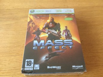 Mass Effect Limited Collector's Edition NY/Inplastad Xbox 360