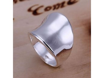RING STERLING SILVER 925 KLAPP