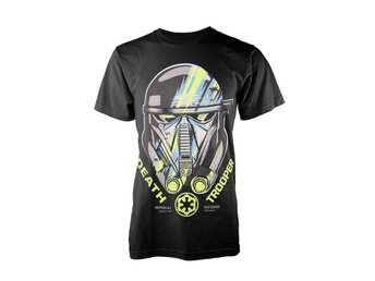 STAR WARS ROGUE ONE DEATH TROOPER T-Shirt - Large