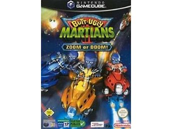 Butt-Ugly Martians - Zoom or Doom - Nintendo Gamecube