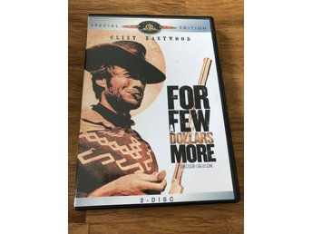 For few dollars more - Special edition - Svenskt text