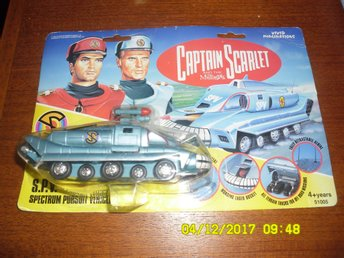 CAPTAIN SCARLET BIL