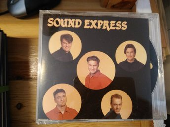 Sound Express - Jag får lust, CD