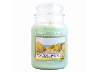 Yankee Candle Classic Large Jar Coastal Living Candle 623g