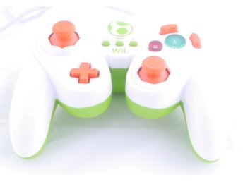 PDP Wired Fight Pad Yoshi -