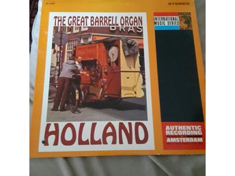 HOLLAND  The Great Barrell Organ