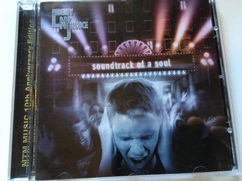 Liberty N Justice - Soundtrack of a soul 2006 arena rock heavy metal hårdrock