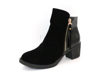 Dam Boots boot heels footwear shoes P16077 EUR Black 36