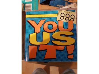 999 You Us It CD