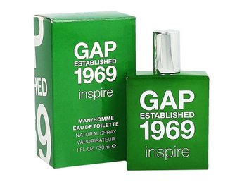 GAP Inspire Homme 30 ml