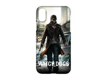 Watch Dogs iPhone XS Max Skal