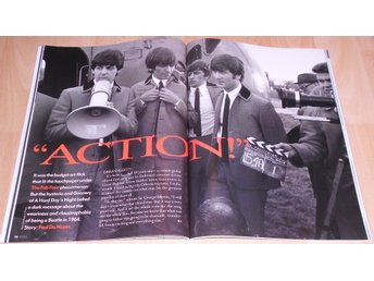 THE BEATLES - ACTION, ONLY A NORTHERN SONG 13-SIDOR TIDNINGSARTIKEL 2002