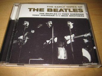 THE BEATLES - THE EARLY TAPES OF THE BEATLES.