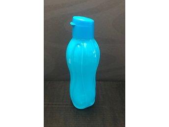 flaska med snäpplock