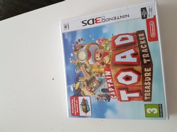 Captain Toad 3ds