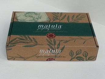 1 Box Matula Tea NEW