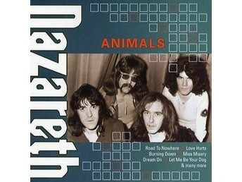 Nazareth: Animals (CD)