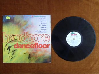 VARIOUS ARTISTS, HADCORE DANCEFLOOR,  LP, LP-SKIVA