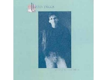 David Diggs - Nothing But The Truth (1990) CD, POOP 20314, Japan w/OBI, Rare