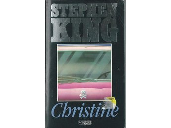 STEPHEN KING - CHRISTINE   ( POCKET )